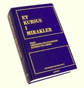Billedresultat for et kursus i mirakler bog